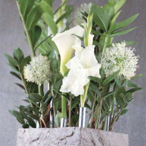 bouquet-glaieul-blanc