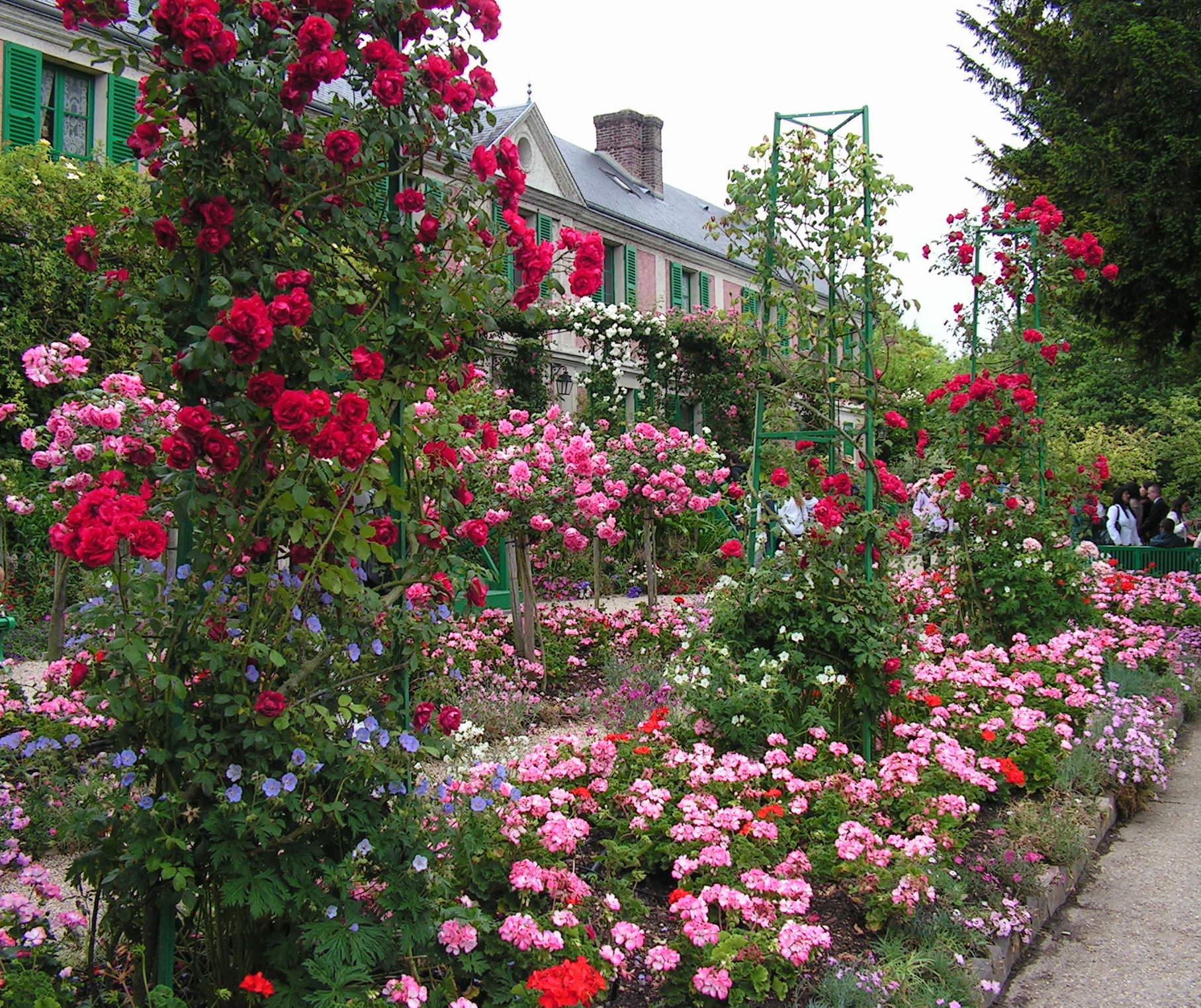 jardin de givergny