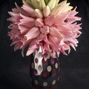 bouquet-lys-rose