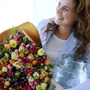 Inspiration Bouquet de tulipes