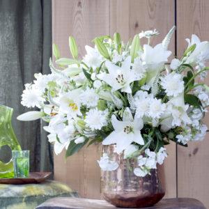 bouquet-lys-blanc